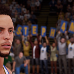 NBA 2K16: Stephen Curry