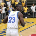 Draymond Green in NBA Live 15