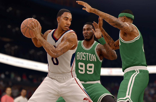 Jeff Teague in NBA Live 16