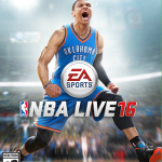 NBA Live 16 Xbox One Cover