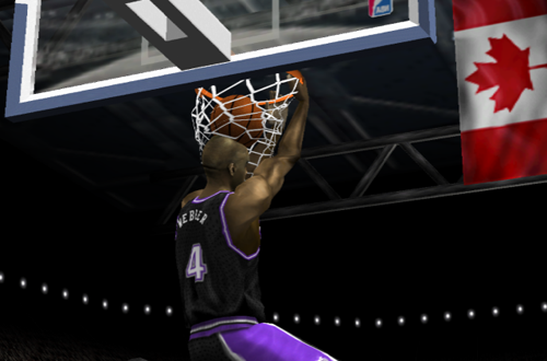 Chris Webber in NBA Live 2002