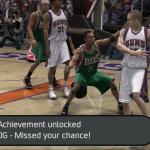 Steve Nash in NBA Live 07 - Achievement Unlocked
