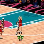 Larry Bird on the Houston Rockets in NBA Live 95
