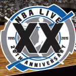 Chicago Bulls in NBA Live 97 - 20th Anniversary of NBA Live