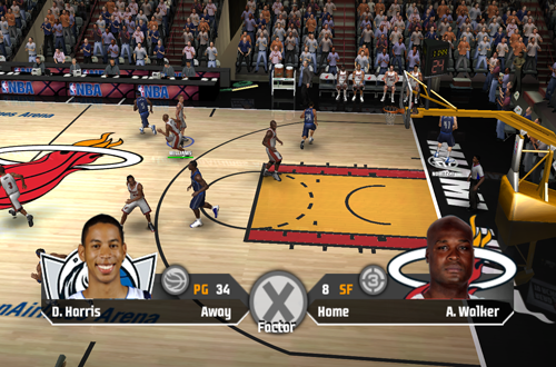 X-Factors in NBA Live 07