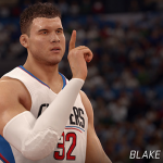 NBA Live 16: Blake Griffin (95 Overall)