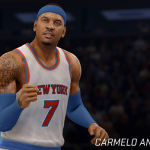 NBA Live 16: Carmelo Anthony (91 Overall)