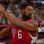 NBA Live 16: DeAndre Jordan (90 Overall)