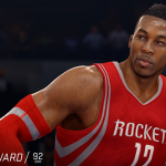 NBA Live 16: Dwight Howard (92 Overall)