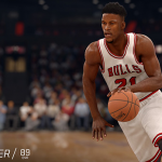 NBA Live 16: Jimmy Butler (89 Overall)
