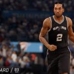 NBA Live 16: Kawhi Leonard (89 Overall)