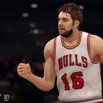 NBA Live 16: Pau Gasol (91 Overall)