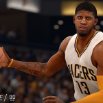 NBA Live 16: Paul George (90 Overall)