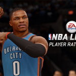 NBA Live 16: Top 6 Point Guards