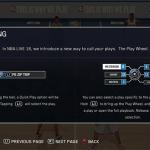 NBA Live 16: Play Wheel