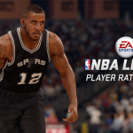 Top 5 Power Forwards in NBA Live 16
