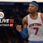 Top 5 Small Forwards in NBA Live 16