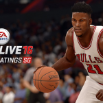 Top 5 Shooting Guards in NBA Live 16
