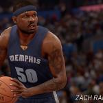 NBA Live 16: Zach Randolph (90 Overall)