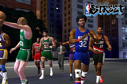 NBA Live Street 2003