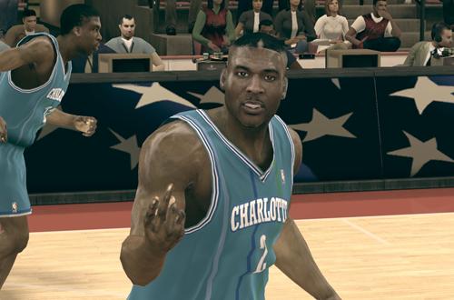 Larry Johnson in NBA 2K12