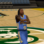 D-League Mod for NBA 2K14 PC