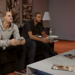 Gaming in NBA 2K14's MyCAREER