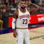 NBA 2K16: LeBron James