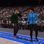 Vic in NBA 2K16 MyCAREER