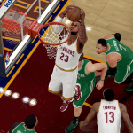 NBA 2K16: LeBron James