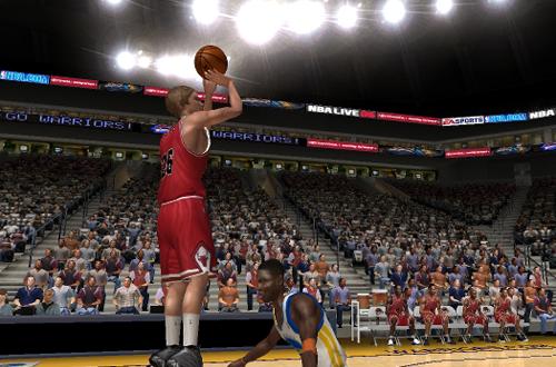 Kyle Korver in NBA Live 06