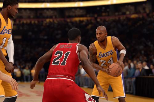 Kobe Bryant in NBA Live 16