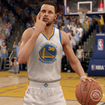 NBA Live 16: Stephen Curry
