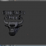 Editing the Chicago Bulls' Logo in NBA 2K16