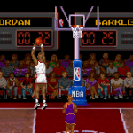 NBA All-Star Challenge on Super Nintendo