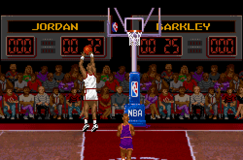 7d453a9cc67 Wayback Wednesday  NBA All-Star Challenge Video Retrospective (Super NES)