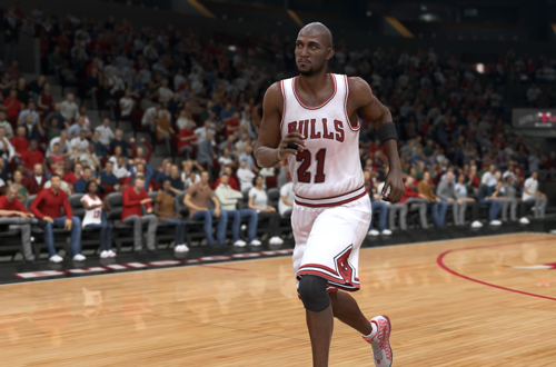 Kevin Garnett in NBA Live 15 Ultimate Team