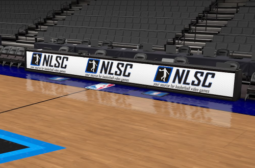 NLSC Scoring Table in 2K Pro-Am