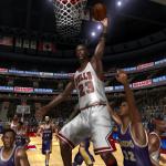 Ultimate Jordan Beta for NBA Live 08 Screenshot