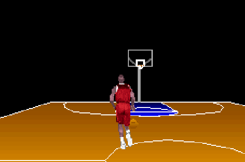 Michael Jordan in Flight Screenshot