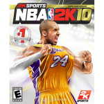 NBA 2K10 Cover Art