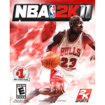 NBA 2K11 Cover Art