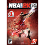 NBA 2K12 Cover Art - Michael Jordan