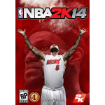 NBA 2K14 Cover Art