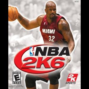 NBA 2K6 Cover Art