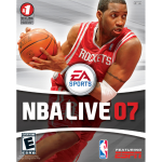 NBA Live 07 Cover Art