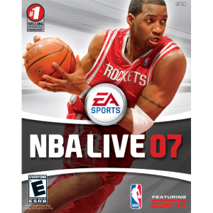 NBA Live 07 Cover Art