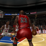 Michael Jordan vs. Joe Dumars in the Ultimate Jordan Roster for NBA Live 08