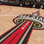 NBA Live 16: All-Star Court in Toronto