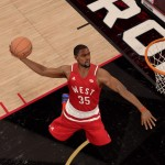 NBA Live 16: Kevin Durant All-Star Dunk